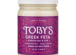 Toby's Feta Dressing
