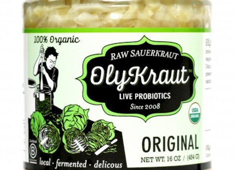 Olykraut Original Sauerkraut