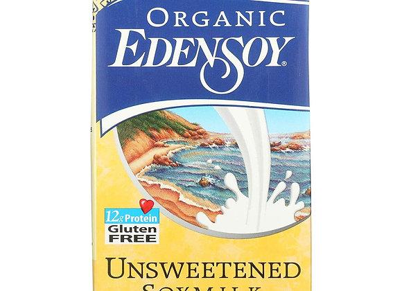 Eden Foods Unsweetened Soymilk