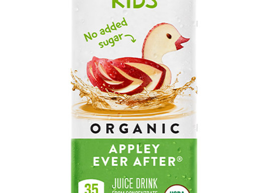 Honest Kids, Appley Ever After Juice, Pouches