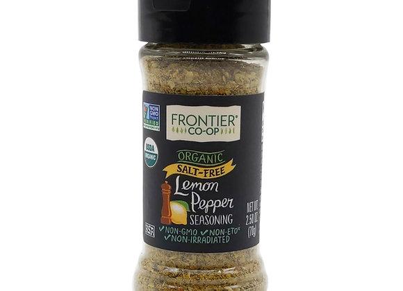 Frontier Co-Op Lemon Pepper Seasoning