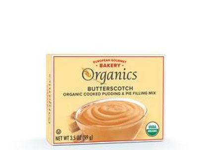 European Gourmet Bakery Butterscotch Pudding Mix