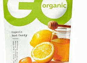 Go Organic Honey Lemon Hard Candies