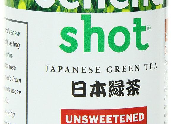 Sencha Tea Shot