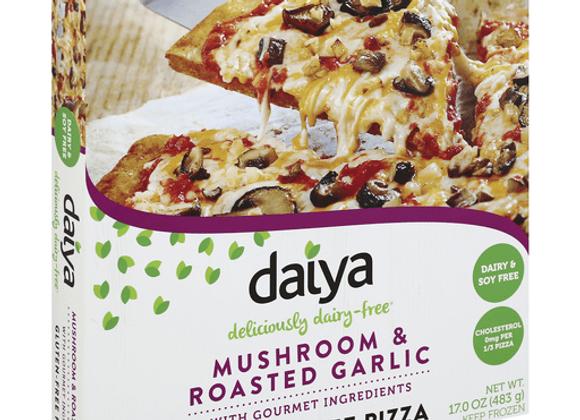 Daiya Dairy Free, Gluten Free Pizza, Mushroom and Roasted Garlic