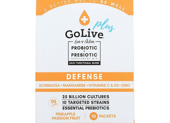 GoLive Pre/Probiotic Defense