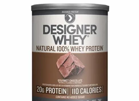 Designer Protein, Designer Whey, Chocolate
