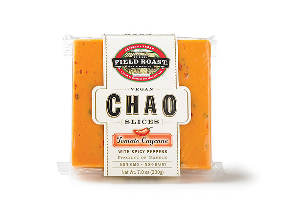 Chao Vegan Tomato Cayenne Cheese