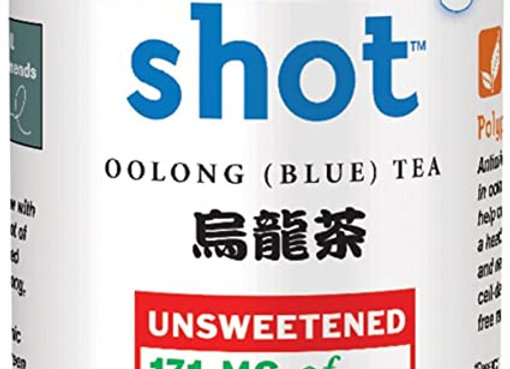 Oolong Tea Shot