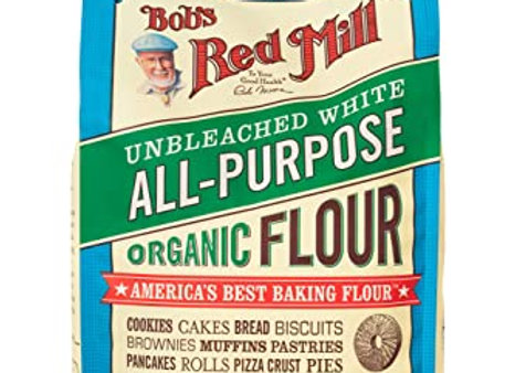 Bob's Red Mill Unbleached White All Purpose Flour