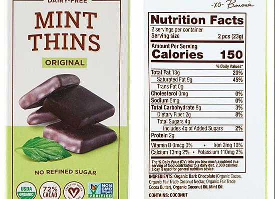 Blissfully Better Original Mint Thins