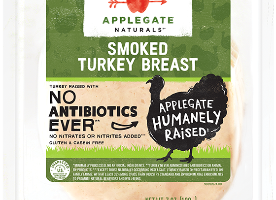 Applegate Farms Smoked Turkey Breast