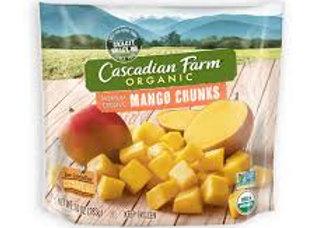 Cascadian Farms Mango Chunks