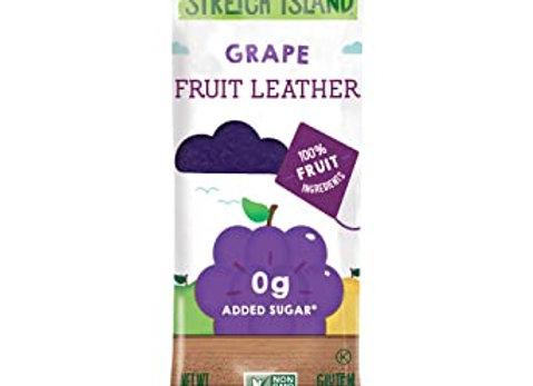 Stretch Island Grape Fruit Leather