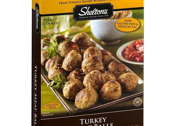 Shelton's Turkey Meatballs