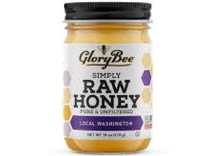 GloryBee Local Washington Raw Honey