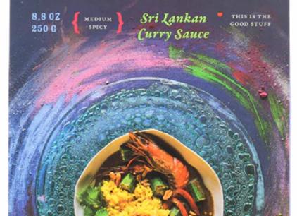 Mike's Curry Love, Sri Lankan Curry Sauce