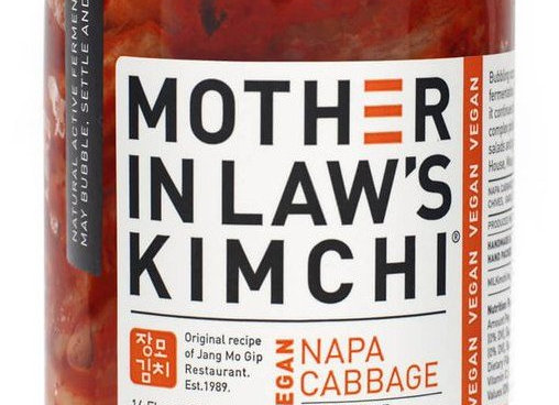 Mother in Law's Napa Cabbage Kimchi