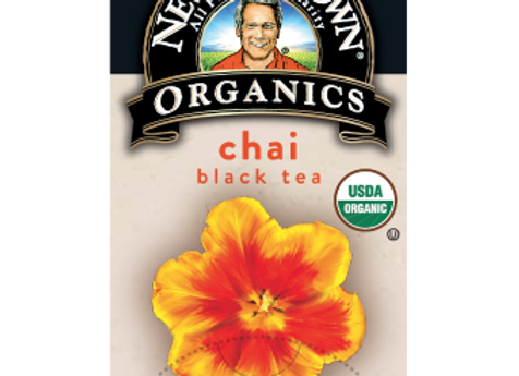 Newman's Organics Chai Black Tea