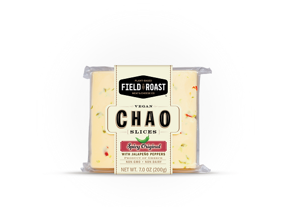 Chao Spicy Original Slices
