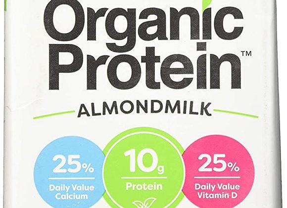 Orgain Almond Milk, Sweetened Vanilla