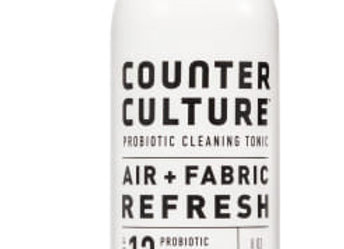 Counter Culture Geranium Scented Probiotic Air Freshener