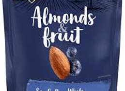 Blue Almond Sea Salt Almond and Blueberry Snack