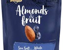 Blue Almond Sea Salt Almond and Blueberry Snack