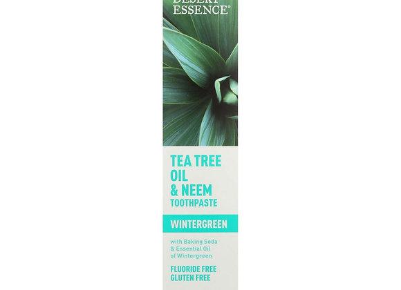 Wintergreen Toothpaste