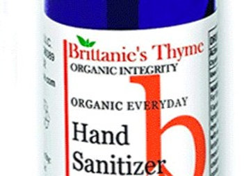 Orange Hand Sanitizer