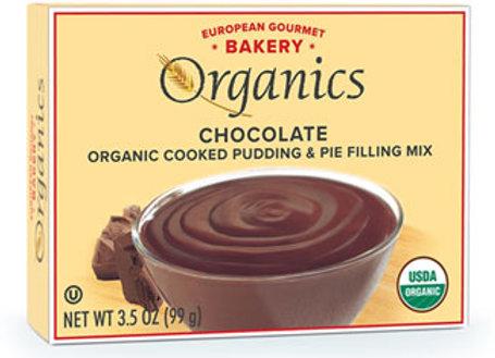 European Gourmet Bakery Chocolate Pudding Mix