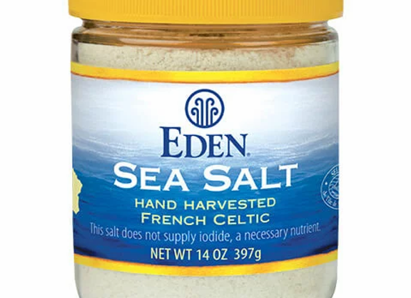 Eden Sea Salt French Celtic