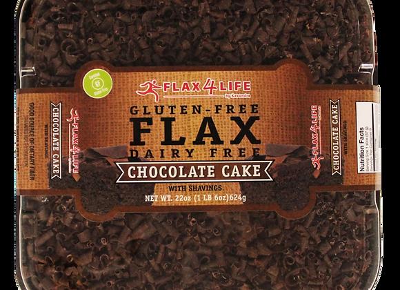 Flax4Life Gluten Free, Dairy Free, Chocolate Cake