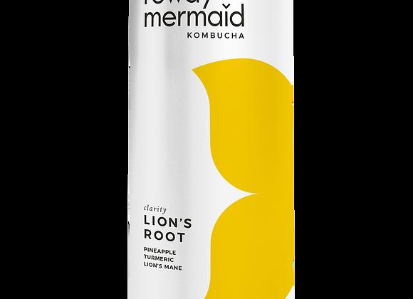 Rowdy Mermaid Lion's Root Kombucha