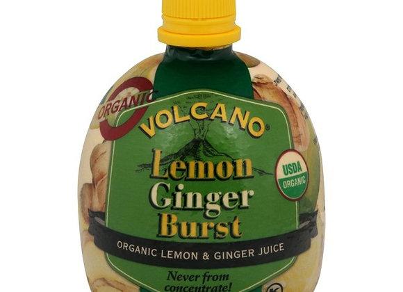 Volcano Lemon and Ginger Burst