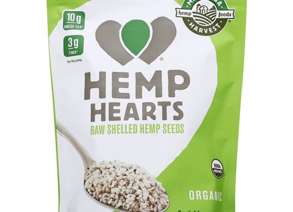 Hemp Hearts Shelled Hemp Seeds