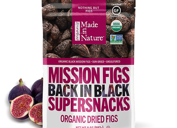 Made in Nature, Dried Black Mission Figs