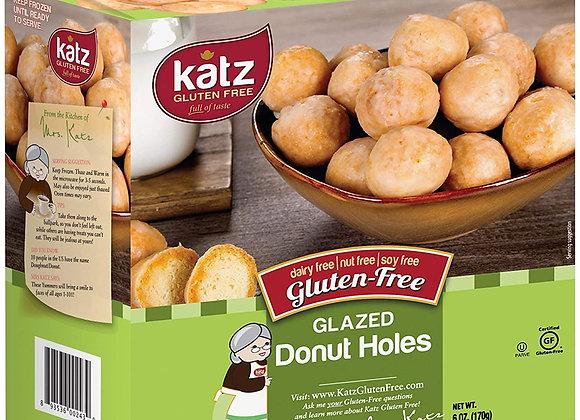 Katz GF Glazed Donut Holes