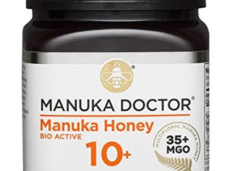 Manuka Doctor Manuka Honey, 10+