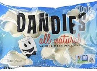 Dandies Vegan Vanilla Marshmellows