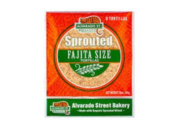 Alvarado's Bakery, Sprouted Fajita Style Tortillas