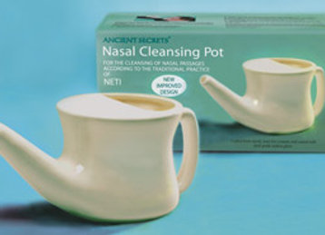 Ancient Secrets Nasal Pot