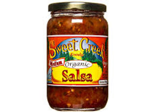 Sweet Creek Salsa, Medium
