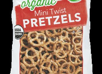 Field Day Mini Twist Pretzels