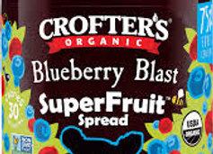 Crofter's Jam, Blueberry Blast