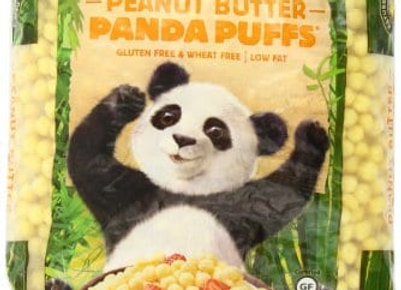 Envirokids Peanut Butter Panda Puffs