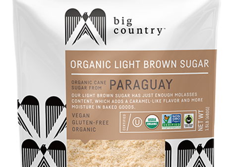 Big Country Light Brown Sugar