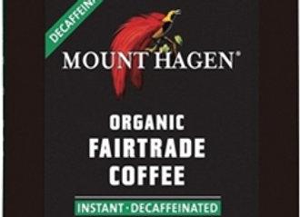 Mt. Hagen Decaf Coffee, Freeze Dried