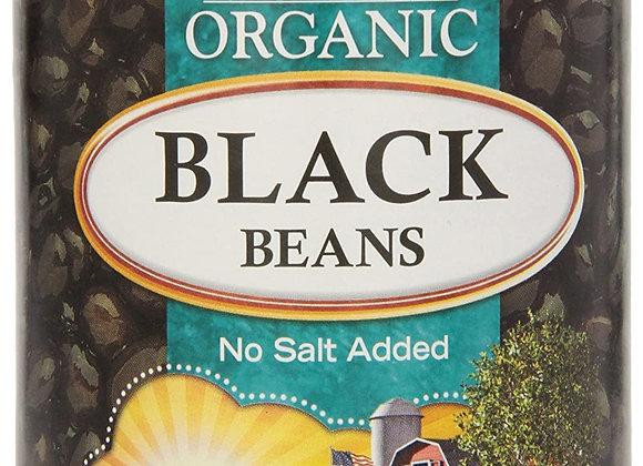 Black Beans No Salt