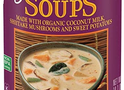 Amy's Thai Coconut Soup